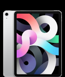 iPad Air (2020) Wi-Fi 64GB + Cellular Silver třídy A