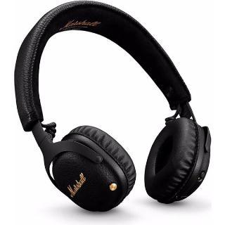 MARSHALL Mid Bluetooth bezdrátová sluchátka, černá