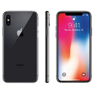 iPhone X 64GB Grey třídy A-