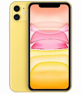iPhone 11 128GB Yellow třídy A-