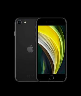 iPhone SE 128GB (2020) Black třídy A