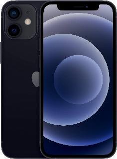 iPhone 12 mini 128GB Black třídy Robaleno