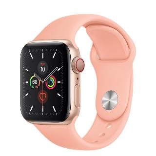 Apple Watch 5 44mm + LTE Gold