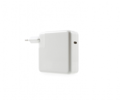 61W USB-C EU napájecí adaptér / nabíječka pro Apple MacBook