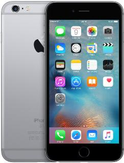 iPhone 6S PLUS 64GB Grey třídy A