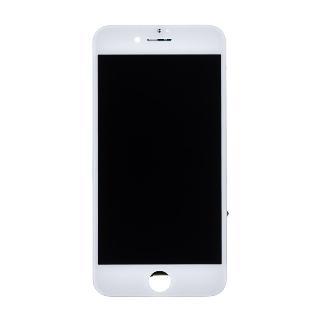Premium LCD displej pro iPhone 8 - Bílá