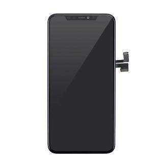 Premium HARD OLED displej pro iPhone 11 PRO - Černá